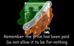 Irish Republican Army -- Freedom First Then Peace- propaganda