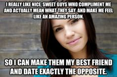 Nice guys finish last dating
