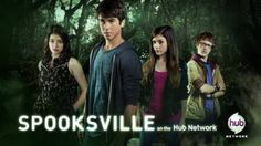 Spooksville on the Hub Network. Premieres Oct 26th