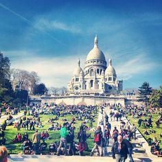 #Montmartre #Paris Ma Botte Secrète, c'est aussi un blog rempli de bonnes idées, d'adresses insolites et de dernières tendances...www.mabottesecrete.com/blog