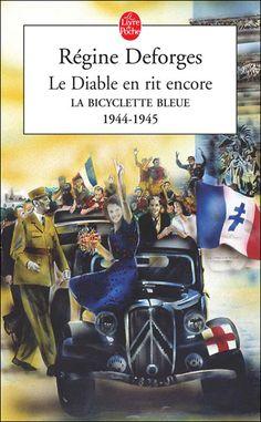 La bicyclette bleue (8 tomes) de Régine Deforges se passent à l'aube la guerre 39-45. Érotisme et suspens ponctuent ce récit d'une éducation sentimentale en temps de guerre dont le succès n'a jamais été démenti.