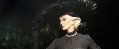 82-Year-Old Supermodel Still Stuns And Admits 'I'm Still Figuring Out How To Do The Job'  Carmen Dell'Orefice<------ This woman is absolutely BEAUTIFUL