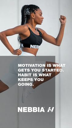 """""""Motivation is what gets you started. Habit is what keeps you going."""" Don't give up and for more motivation follow us on instagram @nebbia_fitness  #fitnesswear #fitnesswear #gymwear #gymmotivation #motivation #gym Mental Health Resources, Fitness Motivation Quotes, Achieve Your Goals, Gym Wear, Workout Wear, Fun Workouts, You Got This, Motivational Quotes, Closet"""