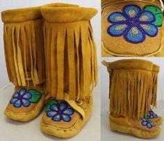 Men's Slippers - Postys Native Gift Shop