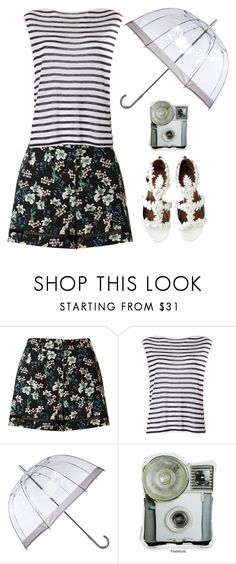 """Untitled #658"" by lbenigni ❤ liked on Polyvore featuring Miss Selfridge, T By Alexander Wang and Fulton"