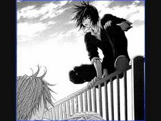 Nightcore   Animal I Have Become- (Three Days Grace) <3 picture from beast master, a manga I read from my library! <3