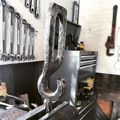 Art of craft beer tap handles.