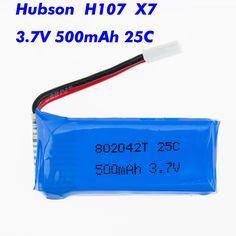 $6.56 (Buy here: https://alitems.com/g/1e8d114494ebda23ff8b16525dc3e8/?i=5&ulp=https%3A%2F%2Fwww.aliexpress.com%2Fitem%2F5-pcs-3-7V-500mAh-25C-802042-Lipo-Battery-Hubson107-Udi-U942A-U816-JXD385-Helicopter-Free%2F32624893279.html ) 3pcs 3.7V 500mAh 25C JJRC H31 Lipo Battery H107 Helicopter For Hubsan X4 H107 H107L H107C H107D V252 JXD385 6IQH Helicopters for just $6.56