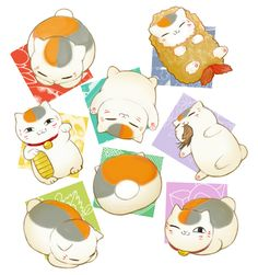 Tags: Fanart, Natsume Yuujinchou, Pixiv, Nyanko-sensei, Fanart From Pixiv Chibi, Natsume Takashi, Hotarubi No Mori, Natsume Yuujinchou, Cat Character, Maneki Neko, Anime Figures, Awesome Anime, Anime Comics