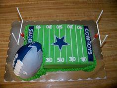 BB Cakes: Dallas Cowboys Cake
