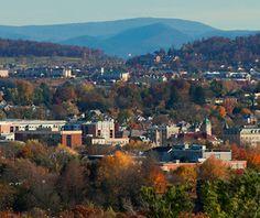 Travel + Leisure Magazine names Harrisonburg, VA one of America's Best College Towns! Harrisonburg ranks #5 on the list.