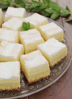 Romanian Desserts, Romanian Food, Sweet Pastries, No Cook Desserts, Dessert Drinks, Food Cakes, Sweet Cakes, Cheesecake Recipes, Food Videos