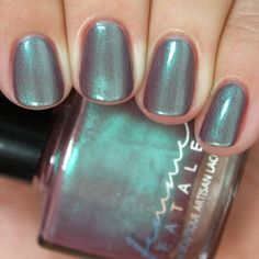 Femme Fatale Cosmetics Hundred Years Winter | Which Witch Collection | Peachy Polish