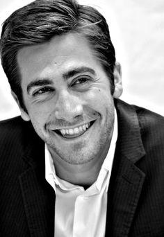 Jake Gyllenhaal, Your smile is so beautiful!