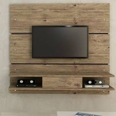 wood tv wall mount