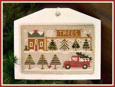 I love this chart!!  My aunt an uncle used to have a tree farm.  I should make this for them.  <3