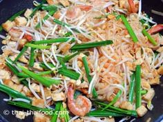 Pad Thai fast fertig Thai Recipes, Noodles, Food, Pad Thai Recipes, Macaroni, Eten, Noodle, Meals, Thai Food Recipes