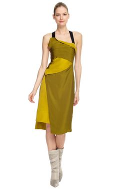 Narciso Rodriguez Kimono Silk Dress, $2295
