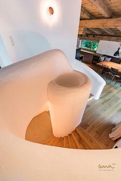 #staircase #stiegenaufgang #stiegenhaus #treppenhaus #treppenaufgang #holztreppen Waterfront Homes, Home Decor, Projects, Timber Wood, Decoration Home, Room Decor, Home Interior Design, Home Decoration, Interior Design