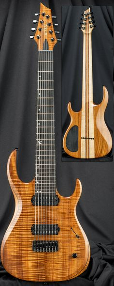 Kiesel 70th Anniversary K-Series 8-string (K8H)
