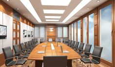 3 lưu ý quan trọng khi thiết kế phòng họp đẹp