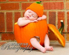 Baby picture fall ideas
