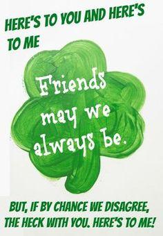 Pin if you're Irish! 9 Irish Toasts to Raise a Glass to This St. St Paddys Day, St Patricks Day, Saint Patricks, Drinking Toasts, Irish Toasts, Irish Quotes, Irish Sayings, Irish Language, Old Irish