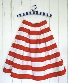 Calculating yardage for box pleat skirt