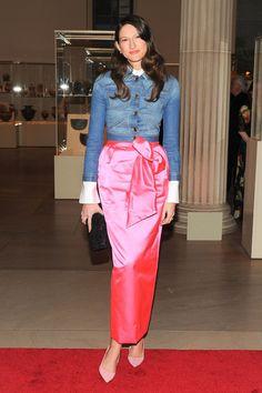 Jenna Lyons J Crew Style and Fashion Pictures | Glamour UK