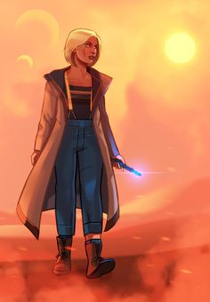 The 13th doctor