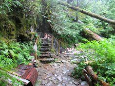Goldmyer Hotspring! an incredible little gem near Seattle Washington!!