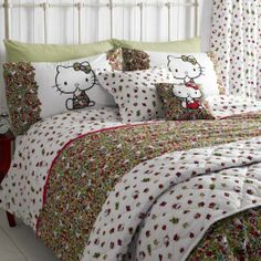 Cool Hello Kitty Bedroom