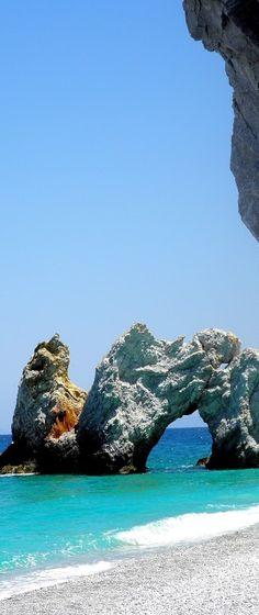 #Lalaria Beach, #Skiathos, #Greece - Cruise Holidays Luxury Travel Boutique - Google+  =================    http://luxurytravelboutique.cruiseholidays.com/  Looking for a #cruisetravelagency in #Mississauga?  Call #CruiseHolidays | #LuxuryTravelBoutique 855-602-6566  905-602-6566.