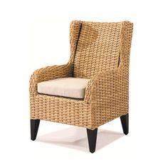 Houston - meble ogrodowe technorattan zestaw stołowy 6 osób - Twoja Siesta Houston, Armchair, Furniture, Home Decor, Sofa Chair, Single Sofa, Decoration Home, Room Decor, Home Furnishings