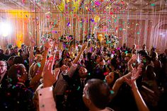 Dance Time - Spectacular New Year's Eve Wedding Ideas - Photos