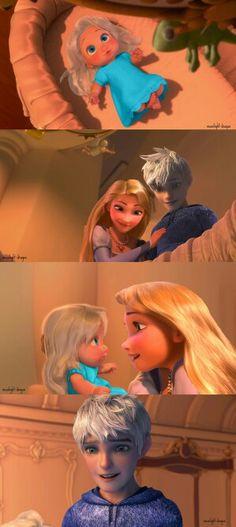 Jackunzel- Daughter