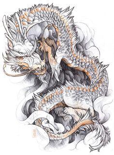 shigeki.zumi: tattoo sketchbook: 015 by fydbac on deviantART