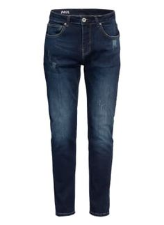 Skinny Fit, Skinny Jeans, Dark Wash Jeans, Logo, Fitness, Pants, Products, Fashion, Cotton
