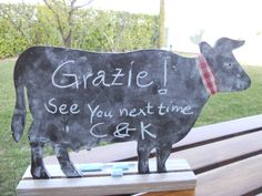 You say GRAZIE? It is me to say GRAZIE to you!