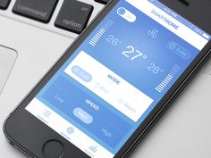 SmartHome App by Artyom Khamitov