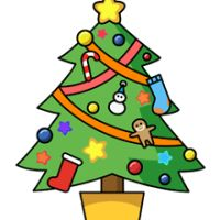 Looking For Christmas pictures clip art. Get Christmas pictures clip art In High Quality. Cartoon Christmas Tree, Christmas Tree Coloring Page, Cute Christmas Tree, Christmas Cartoons, Christmas Pictures, Kids Christmas, Merry Christmas, Christmas 2015, Christmas Design