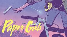 paper girls // image comics