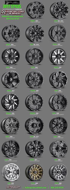 2017 Fuel Off-Road Wheels & Rims - For Jeeps, Trucks, SUV's #RePin by AT Social Media Marketing - Pinterest Marketing Specialists ATSocialMedia.co.uk