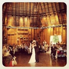 Image Result For Round Barn Wedding Venue