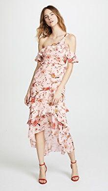 Marissa Webb Kaya Silk Print Dress | SHOPBOP