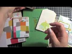 First Altered Book - Part 3 - YouTube