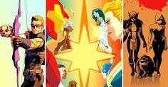 A Marvel divulgou na última terça-feira a lista completa de HQs que lançará em agosto de 2016, e junto, suas respectivas capas. AGuerra Civil IIchega ao seu ápice, e grande parte da editora fará seustie-inse edições especiais da saga. Além disso, é o mês das edições anuais! A editora promete lançar alguns títulos intrigantes, como …