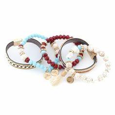 NEW-Spring-2015-Bibi-Bijoux-Turquoise-statement-bracelet