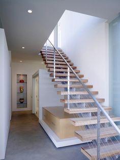 Wooden Stair Design