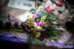 Mari-Anne & Larry's big fat pagan handfasting.... GORGEOUS bouquet.